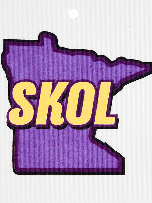 SKOL Wash Towel (MIN 6)