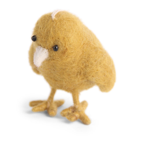 Ochre Mini Chicken Ornament (MIN 6)