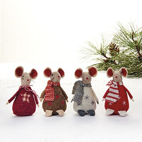 Mouse, 4 Assorted