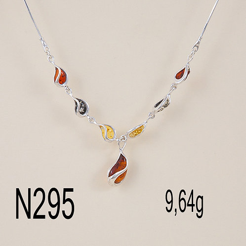 Teardrops Necklace