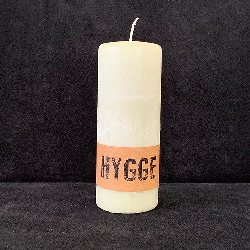 HYGGE Tall Pillar Candle