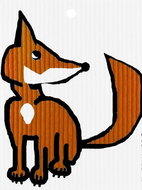 Fox Wash Towel (MIN 6)