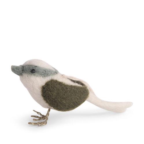 Green Bird Ornament (MIN 6)