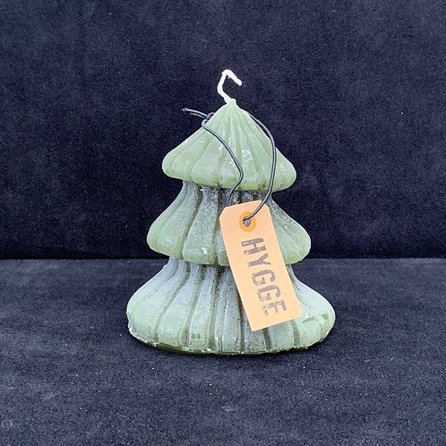 HYGGE Small Christmas Tree Candle