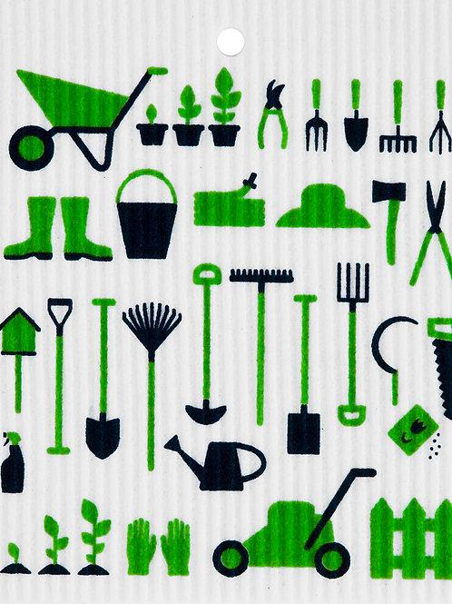 Gardening Tools Wash Towel (MIN 6)