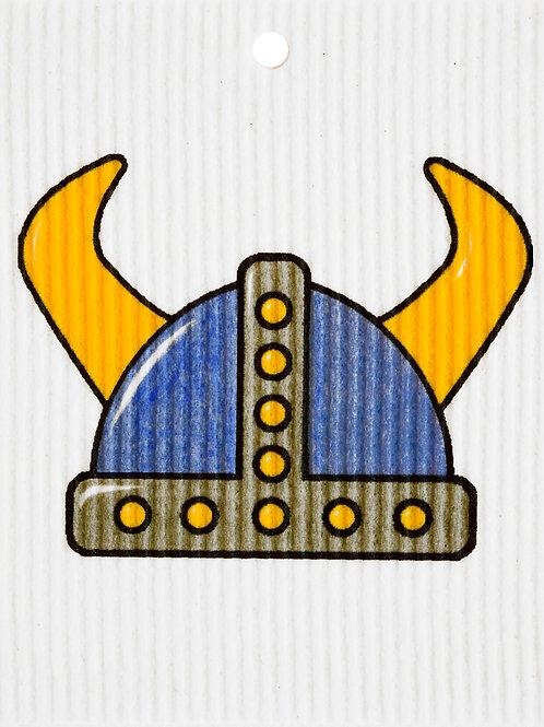 Viking Helmet Wash Towel (MIN 6)