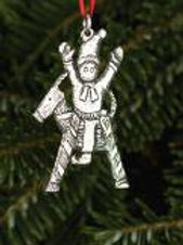 Tomte on Jul Bok Ornament