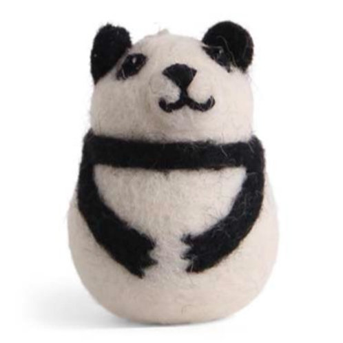 Panda Ornament (MIN 8)