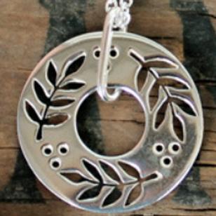 Mountain Ash Necklace