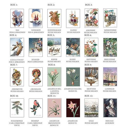 Christmas Collection Mini Cards