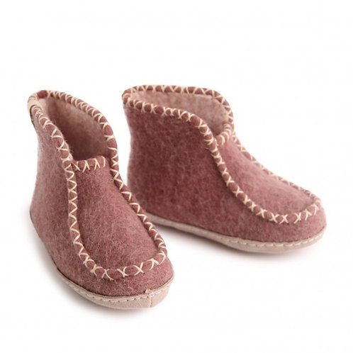 Dusty Rose Kids Boots