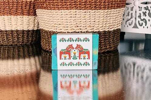 Dala Horse Natural Soap Collection