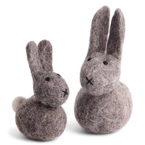 Grey Bunny Set (MIN 4)