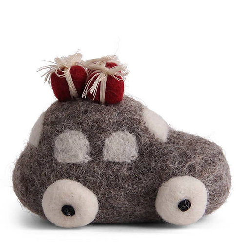 Big Grey Car w/Presents (MIN 6)