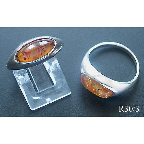 Side Oval Ring