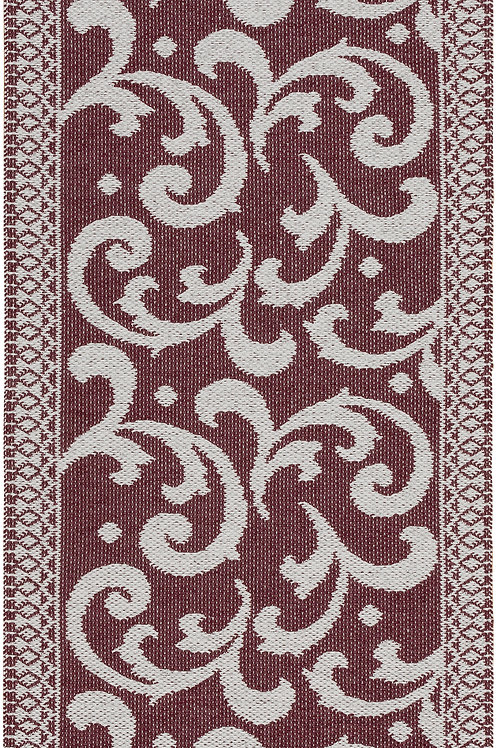Large Heather Barock Rug