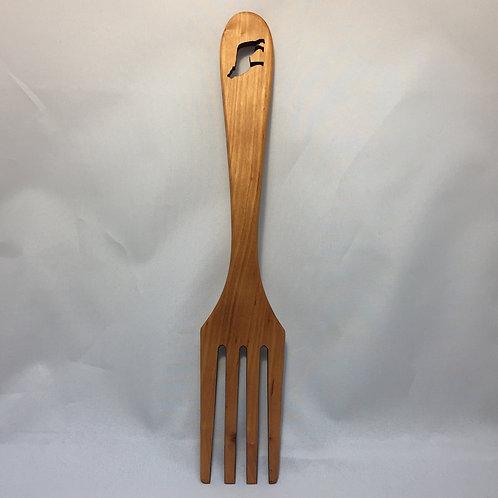 Wolf Salad Fork