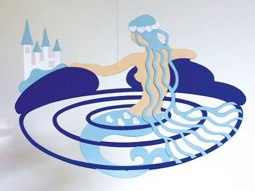 Hans Christian Andersen Little Mermaid Mobile
