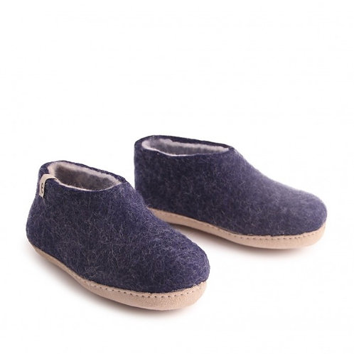 Blue Junior Shoes