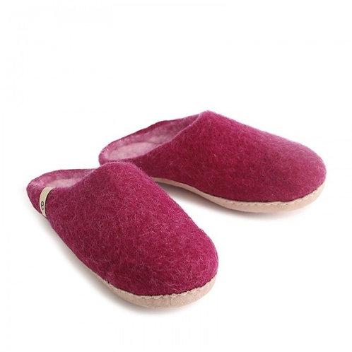 Cerise Slippers
