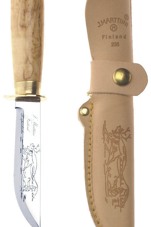 Lapp Knife w/Finger Guard