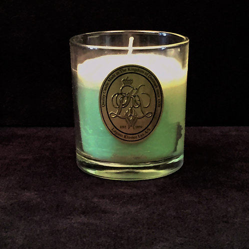 Green Spring Garden Scented Jar Candle