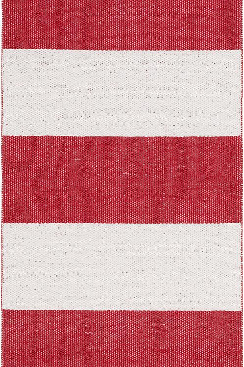 Large Red Markis Rug