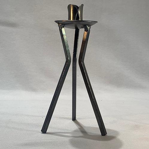 Tripod Taper Candleholder