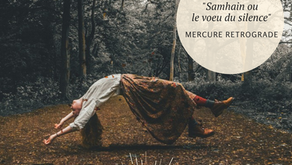 Mercure rétrograde : Samhain ou le voeu du silence