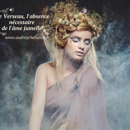 Le Verseau : l'absence nécessaire de l'âme jumelle