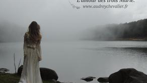 Nouvelle Lune en Poissons : l'Amour des trois Marie