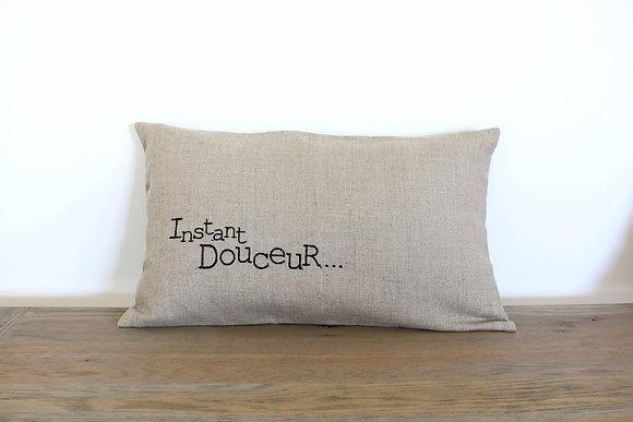 Instant Douceur...