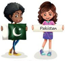 two-girls-with-flag-of-pakistan-illustra
