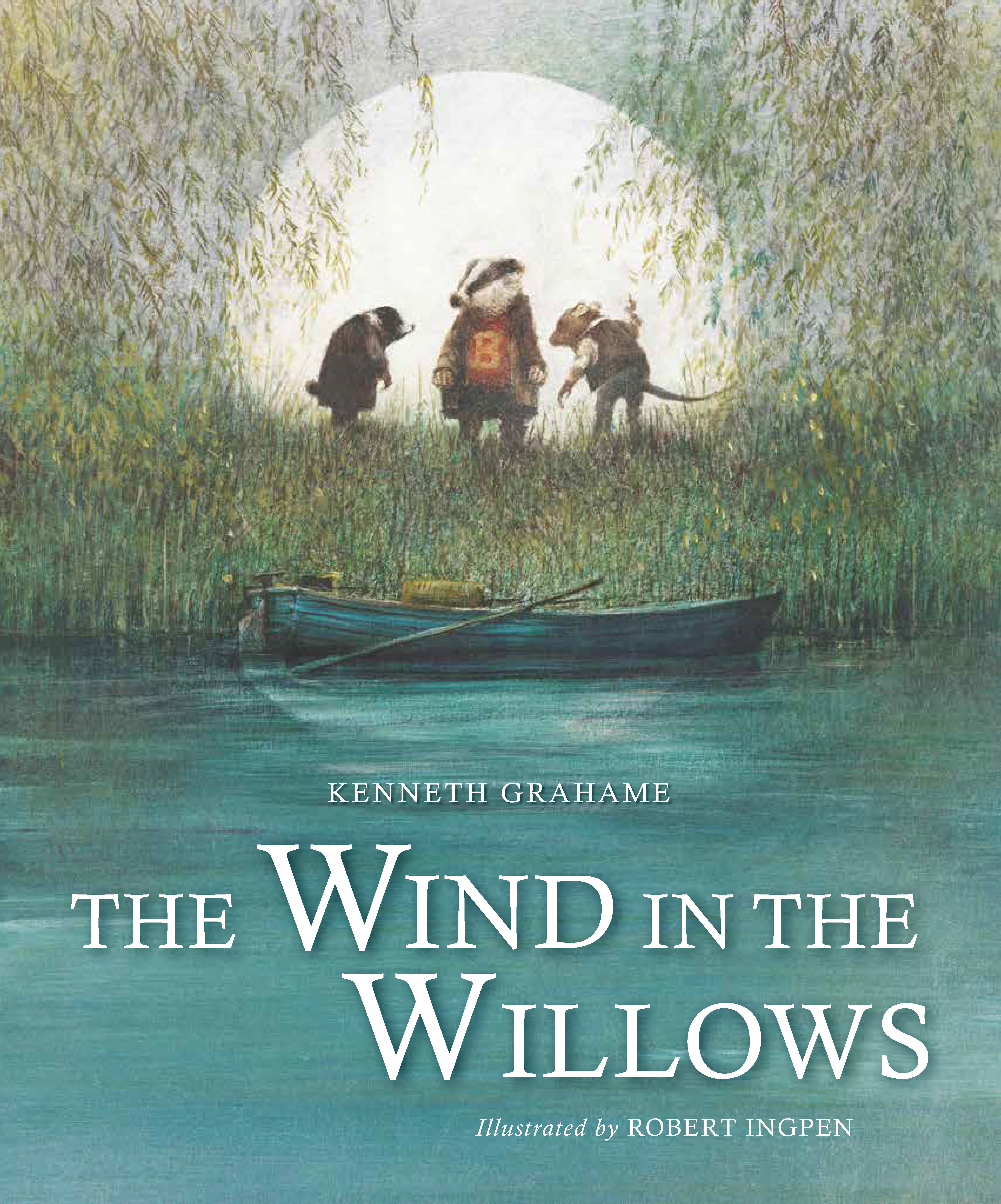 Wind in the Willows Picture Hardback