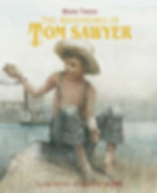 The Adventures of Tom Sawyer illustrated by Robert Ingpen