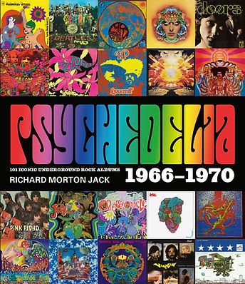 Psychedelia by Richard Morton Jack