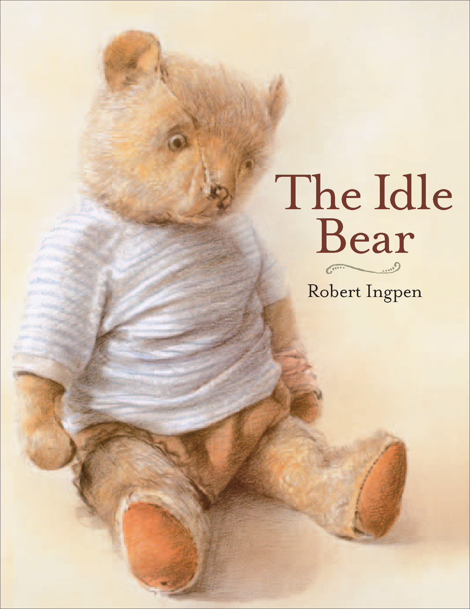 The Idle Bear - Cover