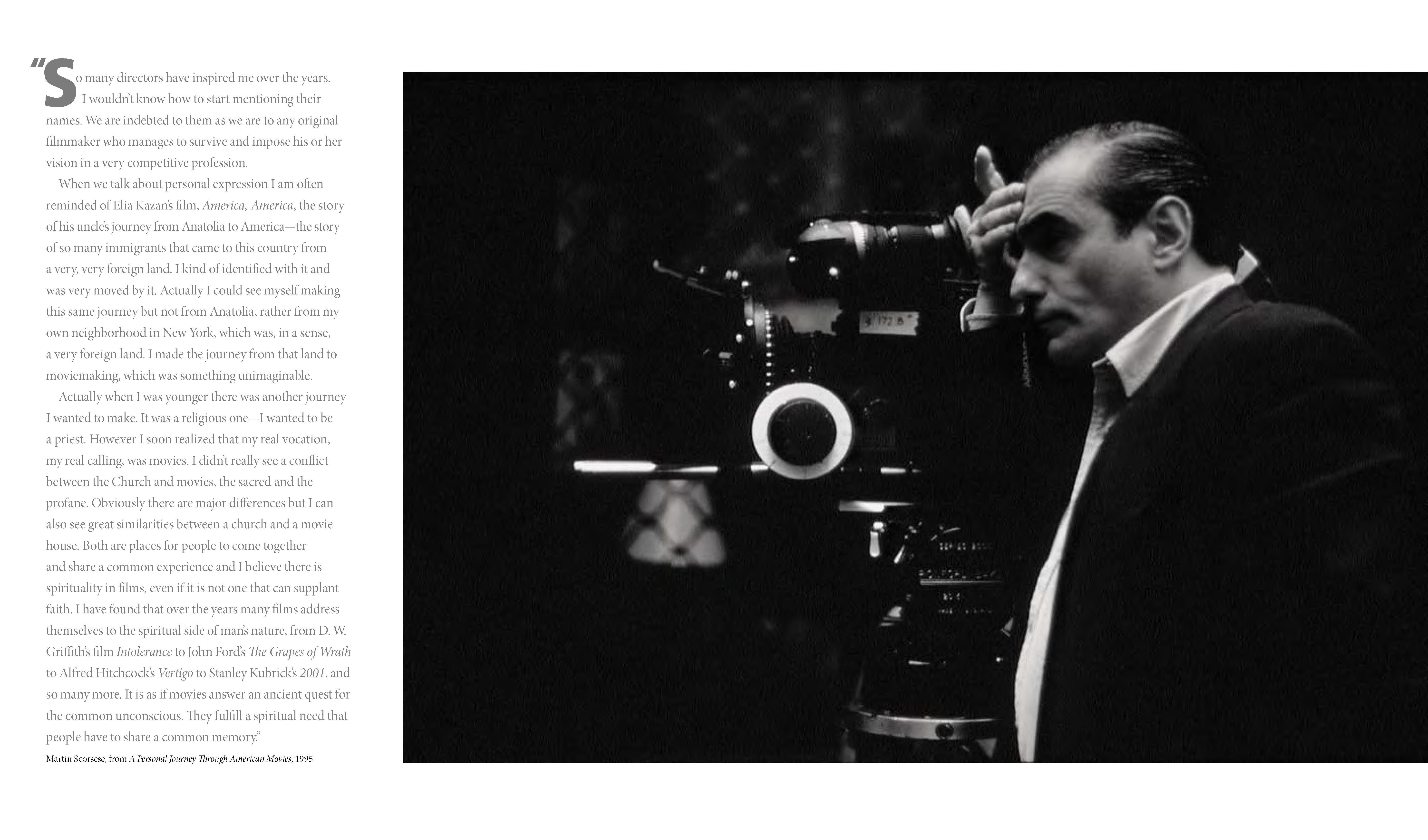 Scorsese A Retrospective
