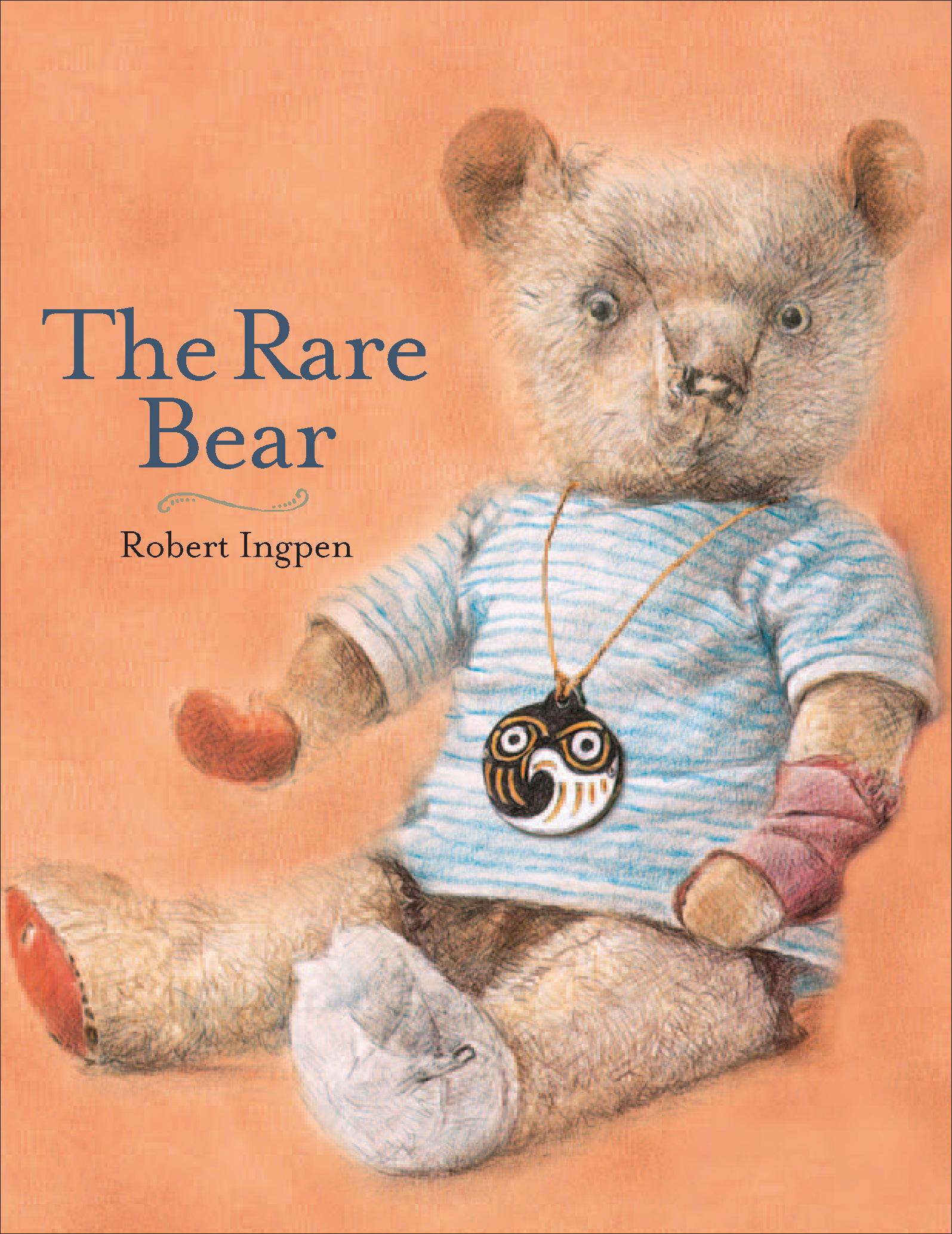 The Rare Bear - Cover