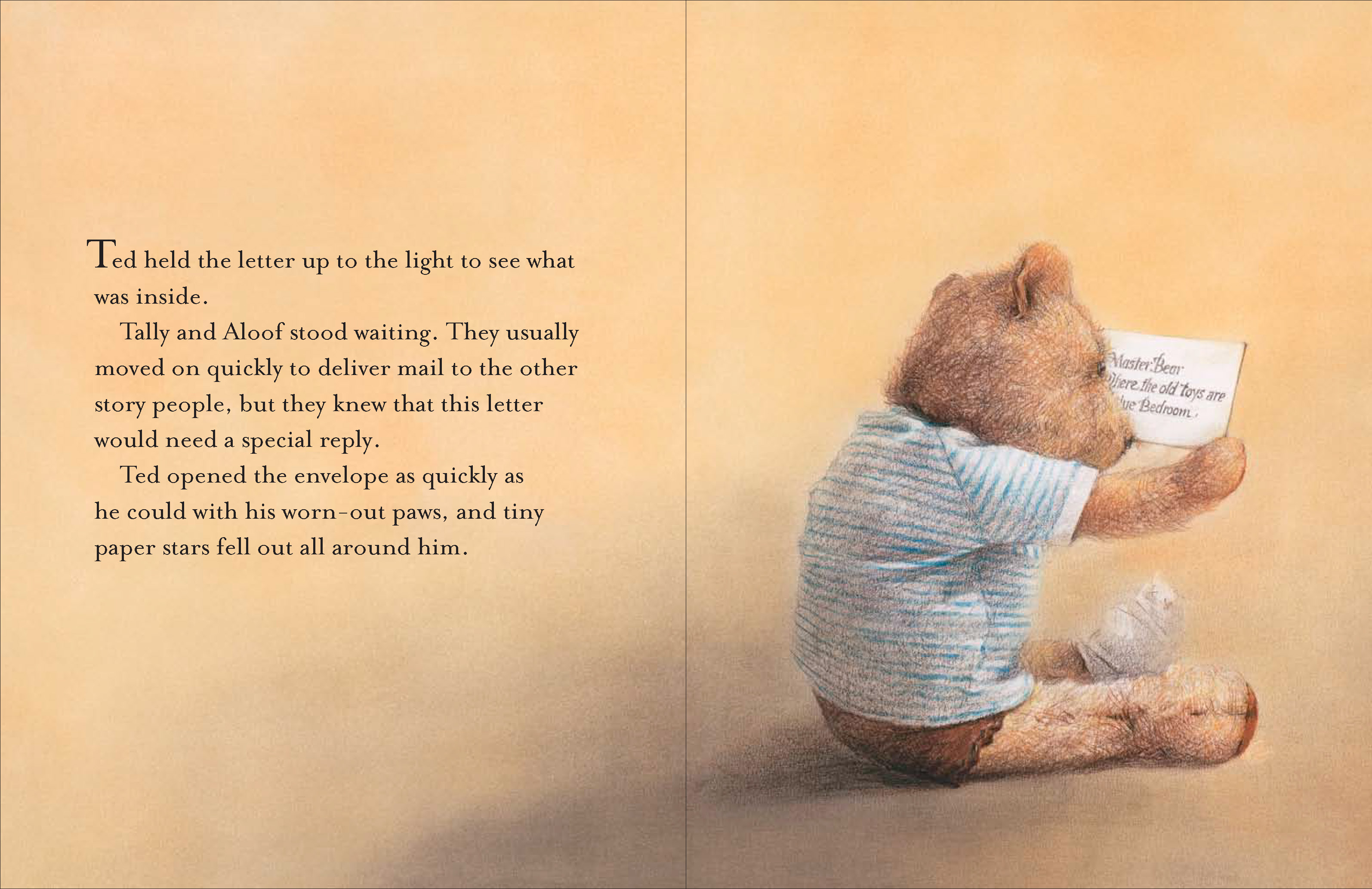 The Rare Bear - Spreads_Page_1