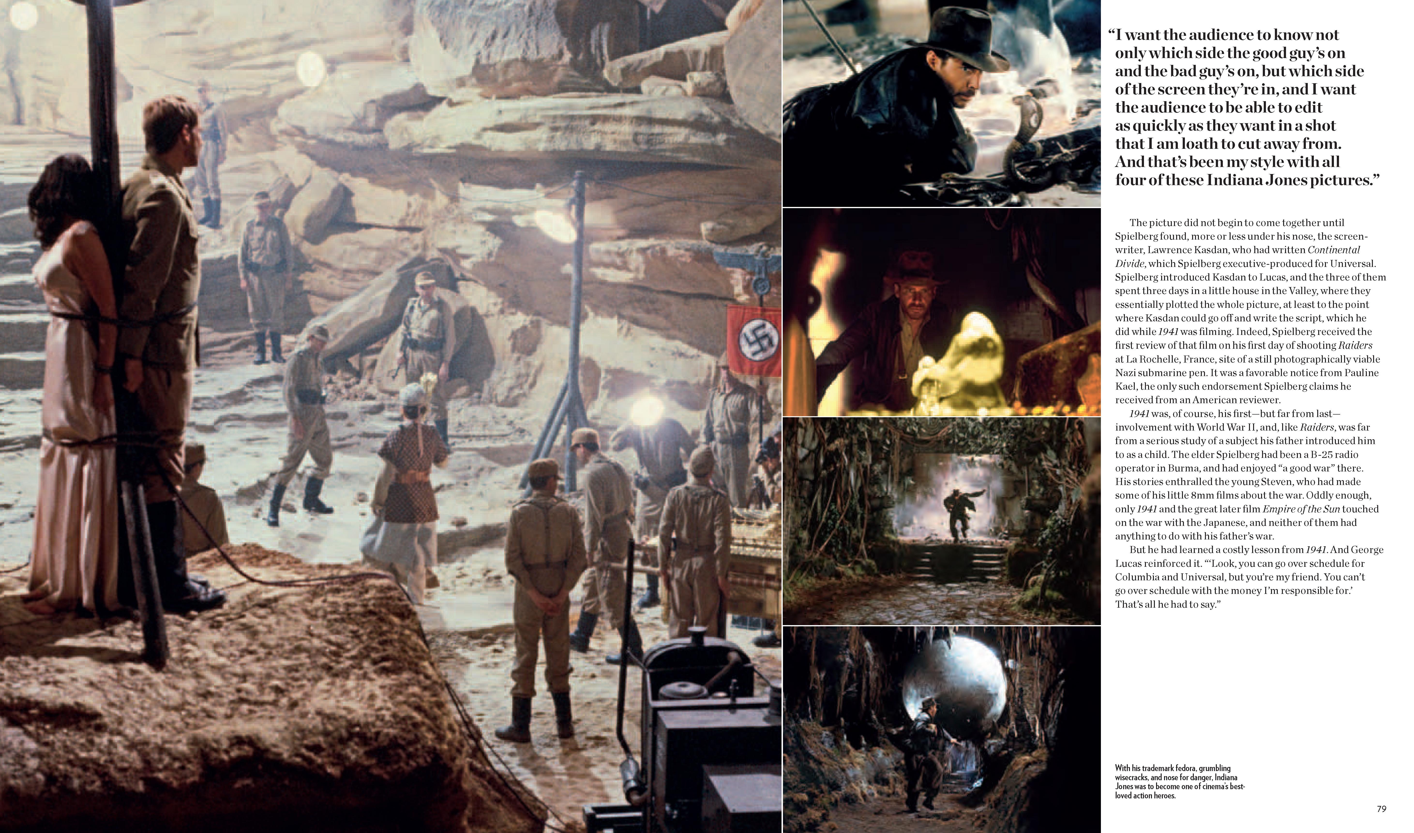 Steven Spielberg A Retrospective