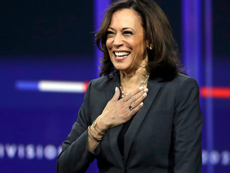 Changemakers of Our Time: Kamala Harris