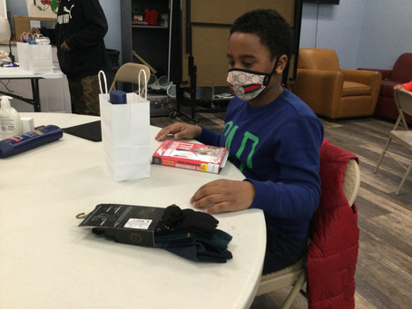 Our MLK Day of Service Event