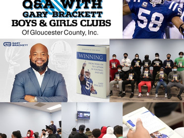 Changemakers of Our Time: Gary Brackett