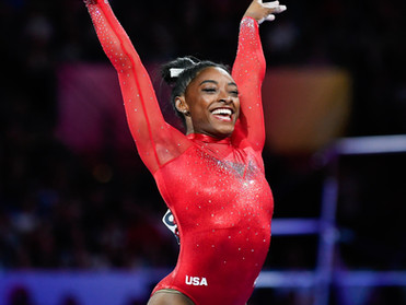 Changemaker of Our Time: Simone Biles