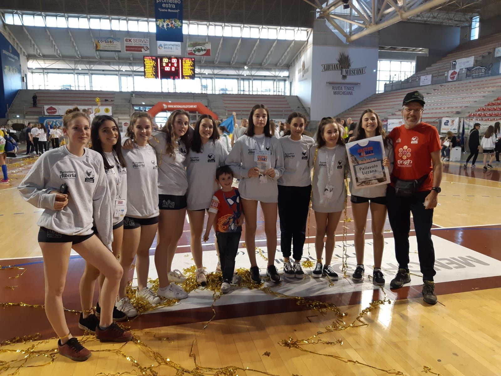 Ester Volley 11
