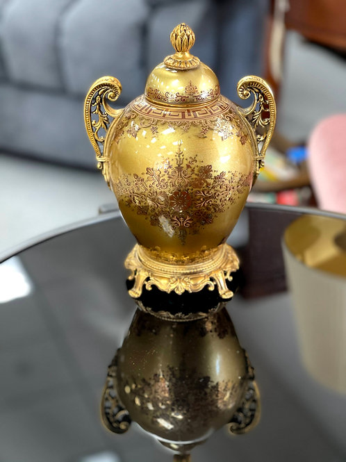 W156 Antique Vase