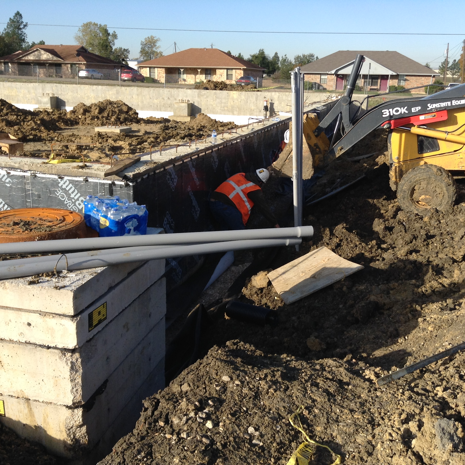 11.24.15 MOB4 French Drain