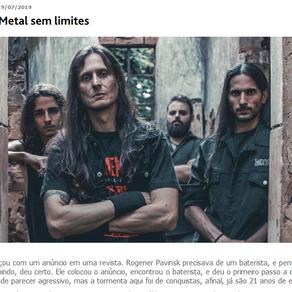 Thrash Metal sem Limites