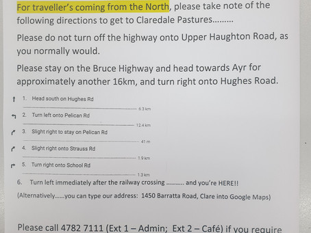 Road Closure  -  Barratta Road  -  3 Weeks from 31 August 2020